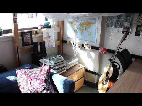 Inside Oxy Residence Halls Part 1