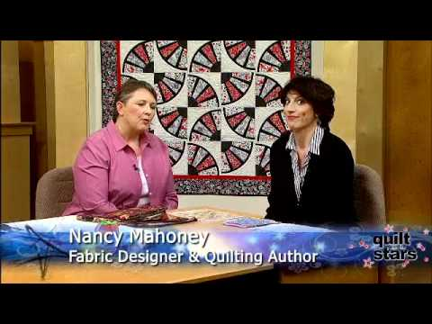 Quilt With The Stars: Nancy Mahoney, Episode 1