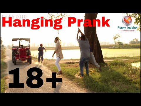 Latest funny videos | Hanging prank | New funny videos | Latest prank | Funny videos 2017 | Reality
