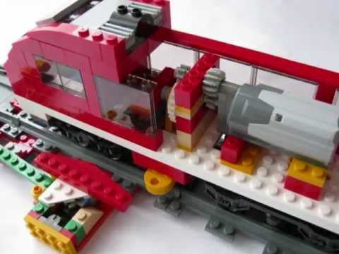 LEGO Train Switch Rail Idea 3
