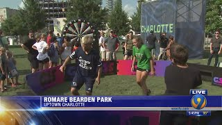 Fans Gear Up For The International Champions Cup Soccer Game In Charlotte