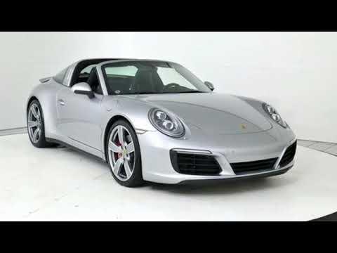 Porsche Silver Spring >> Used 2017 Porsche 911 Silver Spring Md Washington Dc Md P00063a