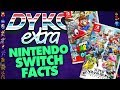 Nintendo Switch Games Facts - Did You Kn