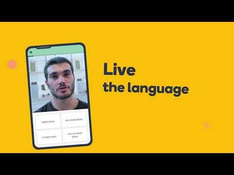 Memrise: Learn a new language