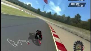 My MotoGP Online Demo Scores - Part 1 of 3