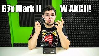 jaki aparat dla vlogerw poznajcie moją babcię test canona g7x mark ii
