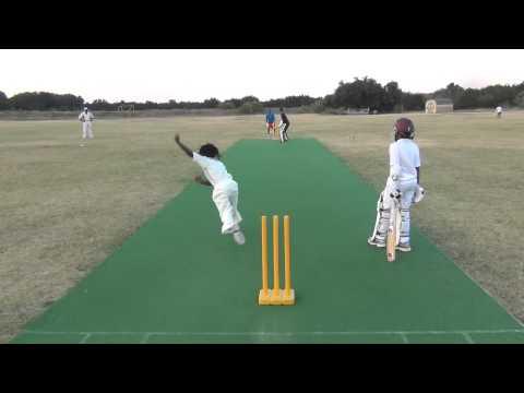 Cricket Practice Highlights 20150815