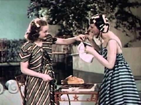 Aristocrats of Fashion - Rare 1940s clip