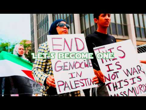 Song: Why they are bombing Gaza?   by Rehan Arshad