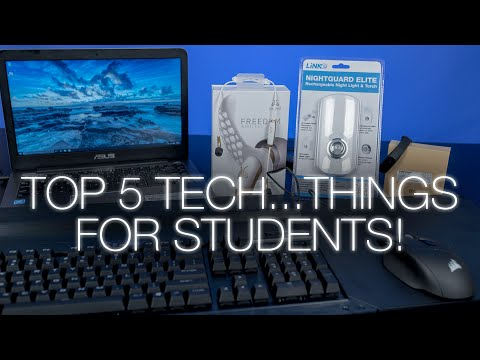 Top Useful Tech for Students 2016!