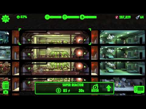 (Almost) Perfect Vault Layout - Fallout Shelter Tips