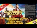 GUARDIANS OF THE GALAXY Cast Support James Gunn [Explained In Hindi]