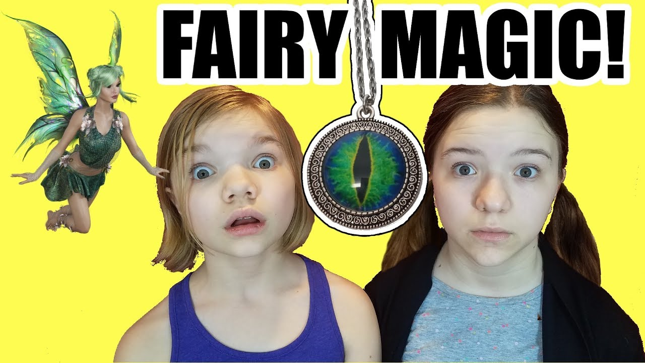 Download Fairies In Our Room Magic Necklace! A Babyteeth4 Mini Movie