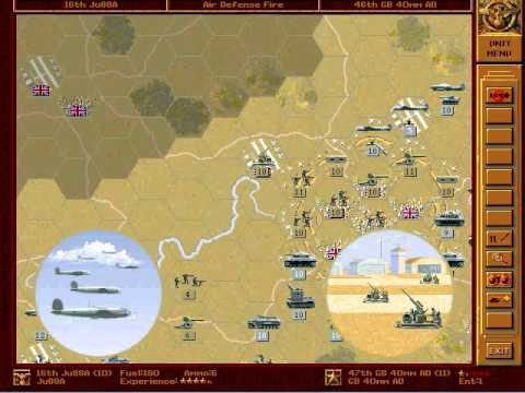 Let's Play Panzer General 023: Operation Sealion (1940) Part 4 streaming vf