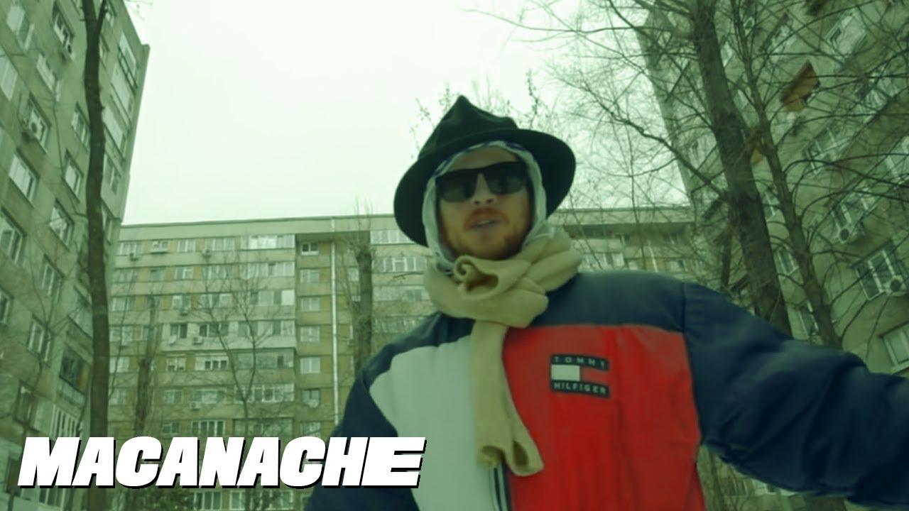 Macanache - Non Stop (CLIP OFICIAL)
