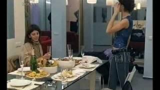 За стеклом №1 на ТВ-6 Москва (часть1)(Самое первое реалити-шоу на русском ТВ. Осень 2001 года, гостиница