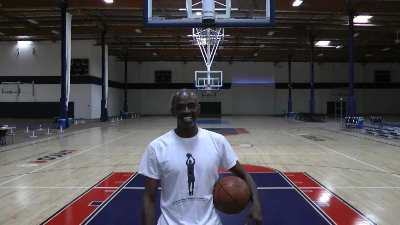 craig hodges shooting lab at the map sports facility youtube