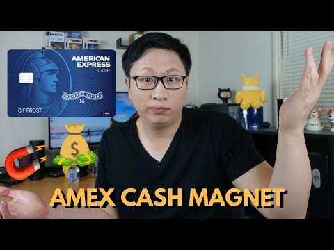 NEW Amex Cash Magnet: Mediocre At Best