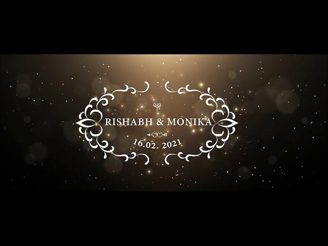 Whatsapp wedding invitation | Rishav & Monika | Ahmadabad | Jaipur | ZigPics