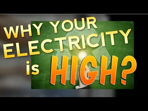 Average Electricity Bill - Energy Efficient Solutions