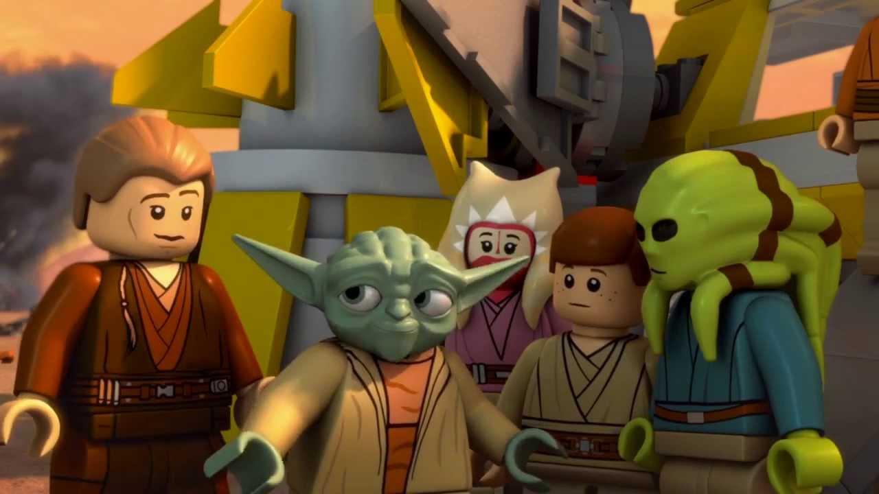 d59c6a9087a9 LEGO Star Wars: The Yoda Chronicles --