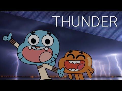 Gumball - Thunder [GMV]