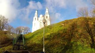 Полоцк - Наши дни(«Мать городов белорусских», первая столица Беларуси — Полоцк — был построен на одном из маршрутов великог..., 2016-11-28T05:30:00.000Z)
