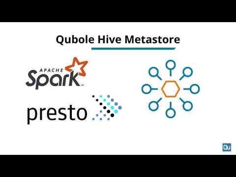 Understanding Metastores in QDS