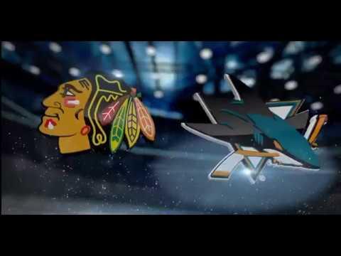 CHICAGO BLACKHAWKS vs SAN JOSE SHARKS (Nov 23)