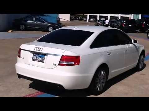 2006 Audi A6 Richardson TX 75080