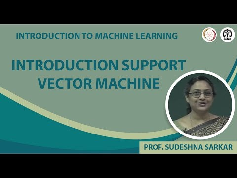 Introduction Support Vector Machine