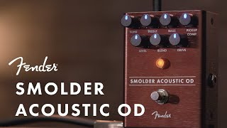 Smolder Acoustic Overdrive | Effects Pedals | Fender