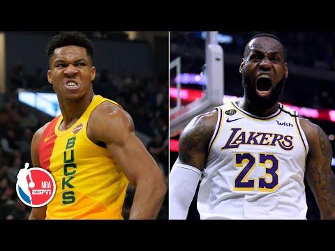 Will LeBron James Or Giannis Antetokounmpo Win The 2019-20 MVP?   NBA On ESPN