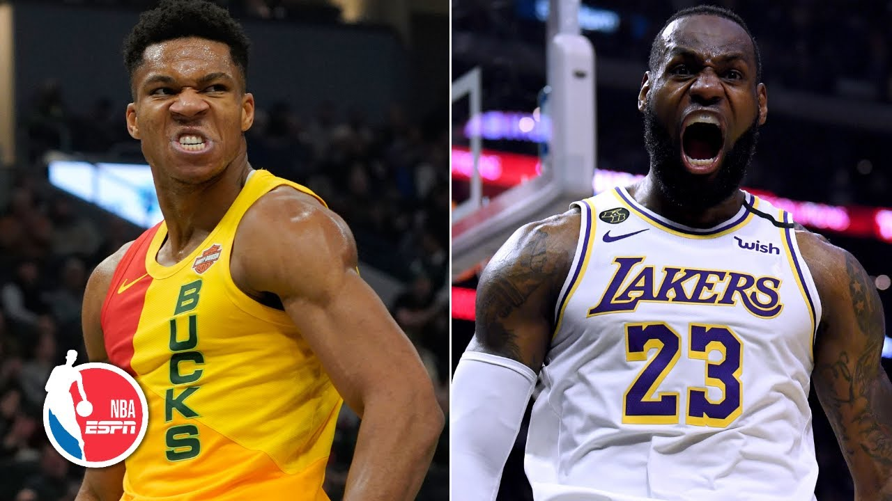 Will LeBron James or Giannis Antetokounmpo win the 2019-20 MVP? | NBA on ESPN