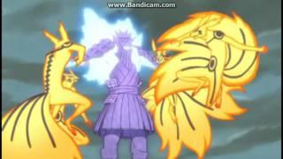 Саске против Наруто (Конец) ИХ последняя битва