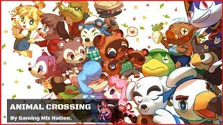 Music for Playing Animal Crossing 🦉 Relaxing Mix 🦉 Playlist to play Animal Crossing