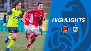 🏆 FA CUP HIGHLIGHTS | Charlton Athletic WFC 3-3 Huddersfield Town Ladies
