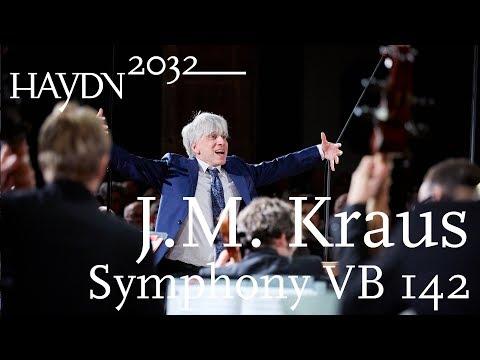 Kraus Symphony VB 142 | Giovanni Antonini | Kammerorchester Basel (Haydn2032 live)