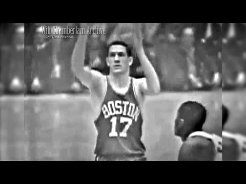 John Havlicek 18pts 3reb 3a (1963 NBA Finals G6 Full Highlights)