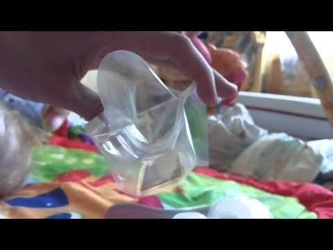 как использовать пакеты для сбора грудного молока