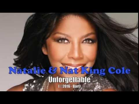 Natalie Cole & Nat King Cole  Unforgettable Karaoke