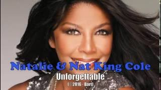 Natalie Cole & Nat King Cole - Unforgettable (Karaoke)