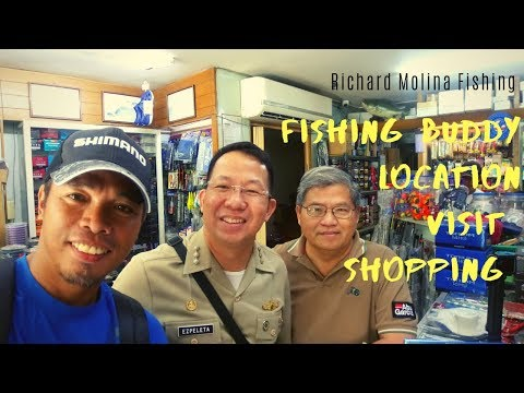 Fishing Buddy Location | Visit And Shopping