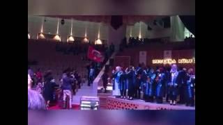 Konya Necmettin Erbakan Üniversitesi Mezuniyet  Hilal Telli