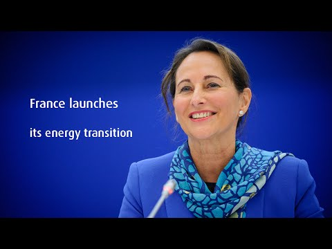 Ségolène Royal : what is the energy transition ? what does it imply ?