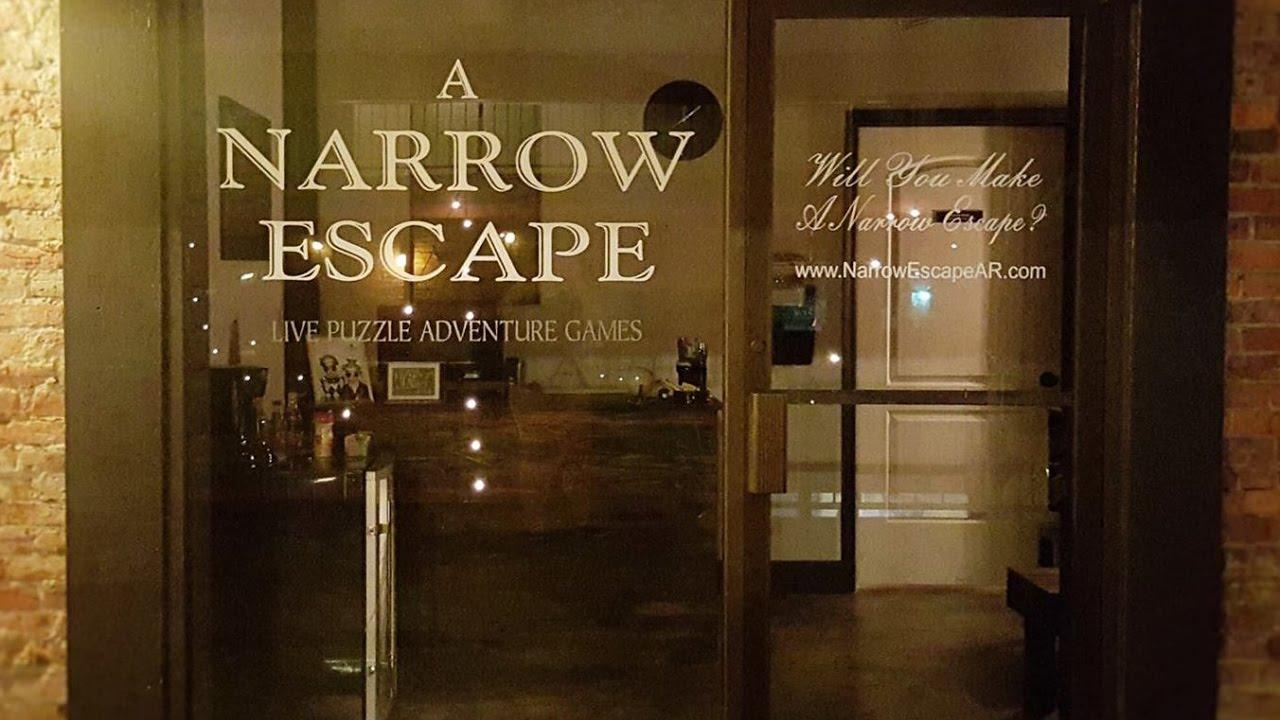 Escape Rooms In Hot Springs Arkansas