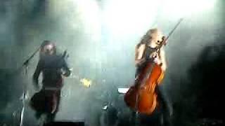 Apocalyptica - Last Hope - 7th Symphony World Tour Monterrey 2012