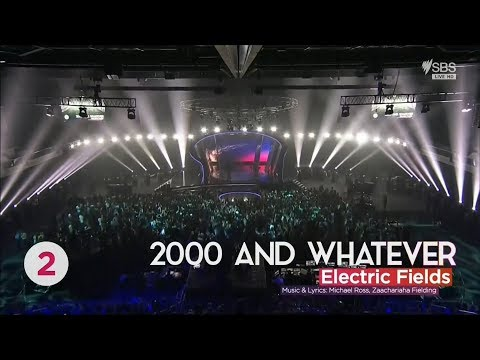 Electric Fields -2000 And Whatever - Eurovision Australia Decides 2019