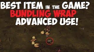 Don't Starve Together → Advanced Bundling Wrap use