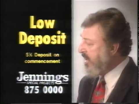 Jennings 1990 Commercial